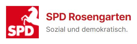Logo_SPD_Rosengarten